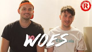 Woes Talk Touring With Neck Deep And Their Upcoming Album