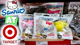 LICENSED SANRIO HELLO KITTY SQUISHIES AT TARGET