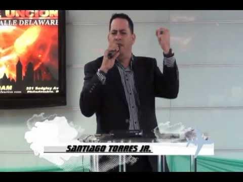 Está Bajando El Fuego | Santiago Torres Jr. | Culto de Unción
