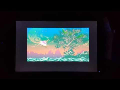 Prueba de Joystick personalizado para Commodore Amiga