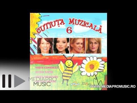 Cutiuta Muzicala 6 - Olivia Steer - Albertino