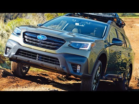 2020 Subaru Outback ? Design, Interior, Driving