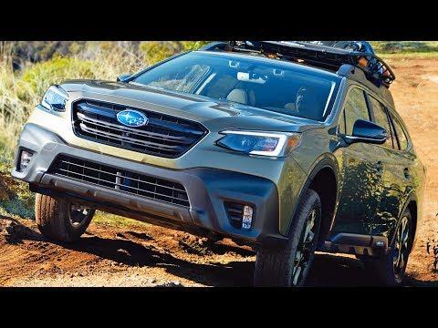 2020 Subaru Outback ? Design, Interior, Driving