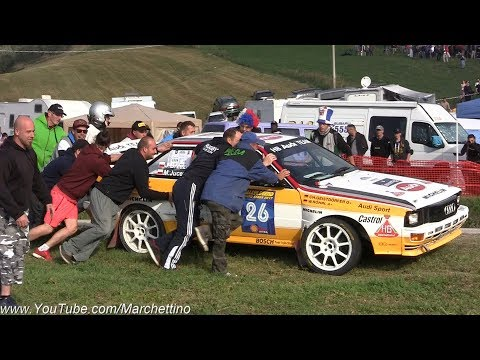 15° Rally Legend 2017 - Best of Day 1: FAIL, Drifts and Action!