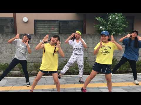 anderlust 『#Hashtag』 ~ ハッシュタグダンスコンテスト 応募動画② ~