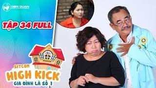Gia đình là số 1 sitcom | tập 34 full: bà Tám Gai vượt ngục, đe dọa sự sống của Việt Anh, Phi Phụng
