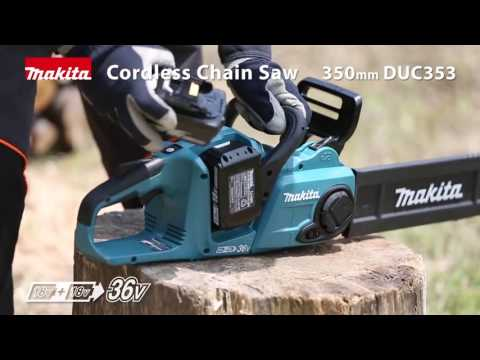 Makita DUR364LZ Twin 18v Cordless Line Trimmer/ Strimmer Body Only