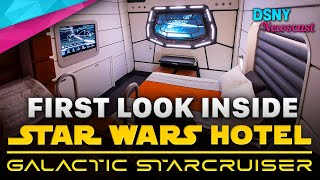 FIRST LOOK INSIDE the Star Wars Hotel at Walt Disney World - Disney News - Nov 16, 2020