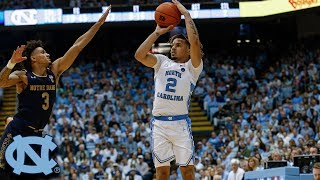 UNC Freshman Cole Anthony Sets Record in Debut