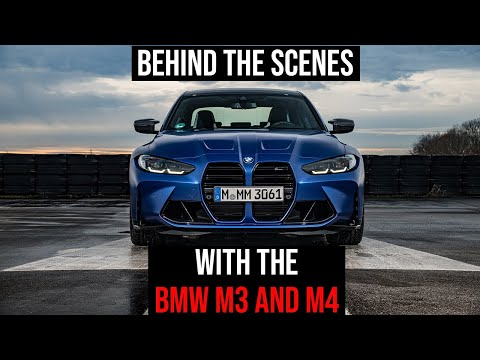 2021 BMW M3 and M4 - All The Technical Specs You Need To Know