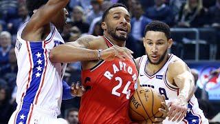 Philadelphia 76ers vs Toronto Raptors - Full Game Highlights | November 25, 2019-20 NBA Season