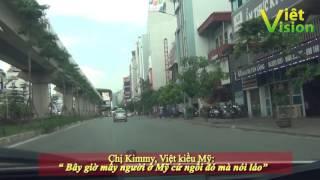 """Chị Kimmy, Việt kiều Mỹ: """"bây giờ sống bên Mỹ, các vị cứ ngồi đó mà nói láo"""""""