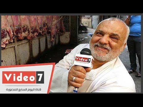 """دعوة من قلب المواطن محمد عبد الجواد في رمضان """" اللهم ارخى قوتنا وقوت المسلمين يارب"""