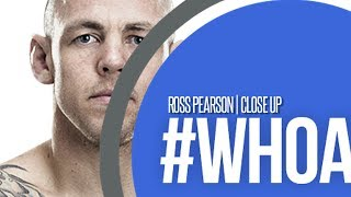 ROSS PEARSON | CLOSE UP