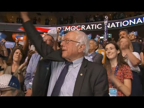 """Bernie supporting Hillary at convention because """"the steaks are so high"""" – DNC board member"""