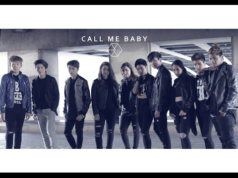 EXO (엑소) - Call Me Baby (콜미베이비) dance cover by RISIN' CREW from France