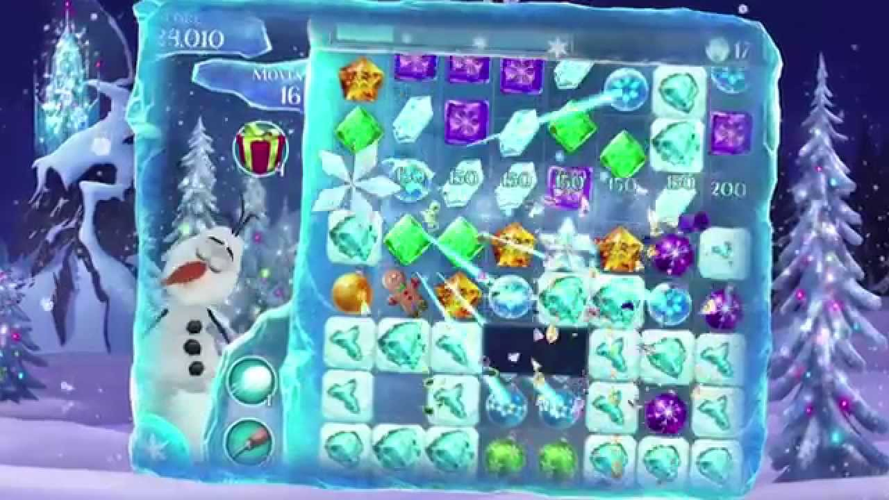 Играй Frozen Free Fall На ПК 2