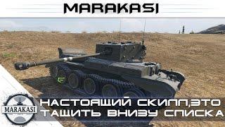 Самый бодрый бой внизу списка World of Tanks - редкие медали