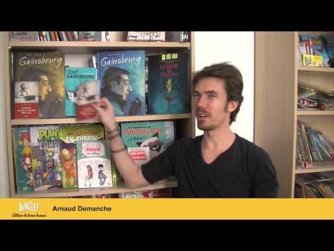 Vidéo de Arnaud Demanche
