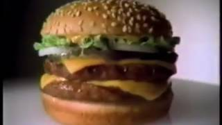 Bobby Bowden Burger King Commercial 1997