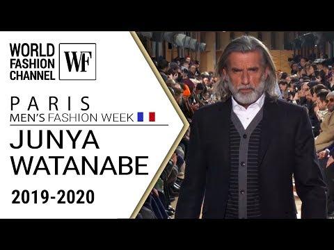 Junya Watanabe Fall-winter 19-20 Paris men's fashion week