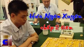 Hứa Ngân Xuyên chấp 2 tiên kỳ vương Hải Nam Trần Địa Hoa - Chen Dihua vs Xu Yinchuan