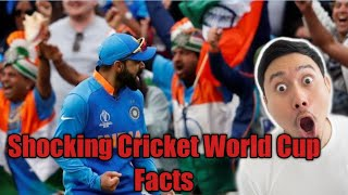5 interesting facts of the cricket world cup - |cricket world cup 2019|
