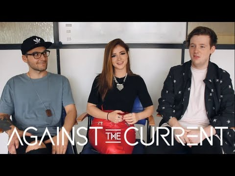 Against The Current (Chrissy, Dan, Will) - Video History