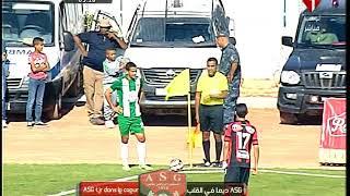 مباراة مستقبل قابس و الملعب القابسي 15/10/2017 (part 1 )     -