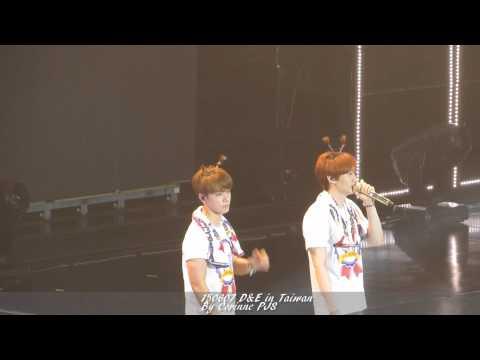 150607 SJ D&E talk_ending talk+每次來都期待台灣應援[by Corinne PJS]