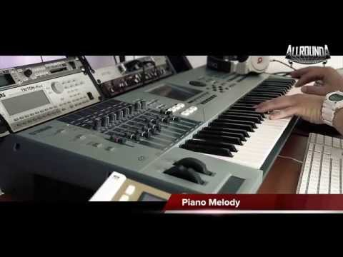 ALLROUNDA Productions - Making A Hiphop Beat (Episode 5) - www allroundabeats com