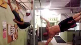 วิน ดีเซล VS โทนี่ จา ในการฝึกการต่อสู้ ฟาสต์ แอนด์ ฟีเรียส 7