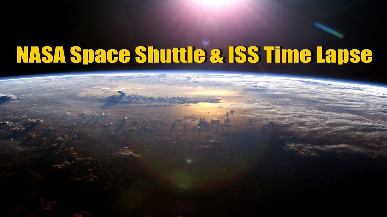 NASA Space Shuttle & ISS International Space Station In ...