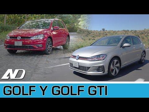 """Volkswagen Golf y Golf GTI 2018 - ¿Cambió algo"""" - Primer vistazo"""
