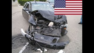 (US ONLY) CAR CRASHES, INSTANT KARMA, ROAD RAGE COMPILATION! #3