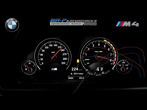 BMW M4 Stage 1 By BR-Performance