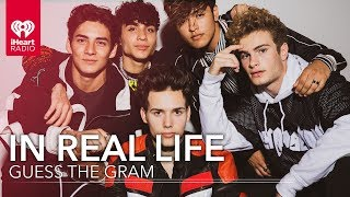 How Well Does In Real Life Know Their Own Instagram? | Guess The Gram
