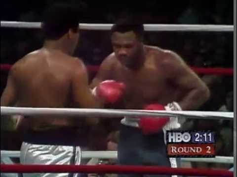 Muhammad Ali vs Joe Frazier III - Oct. 1, 1975 - Entire fight - Rounds 1 - 14 + Interview