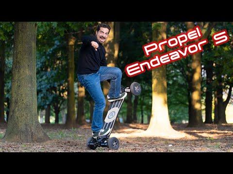 Propel Endeavor S uno Skateboard Elettri …