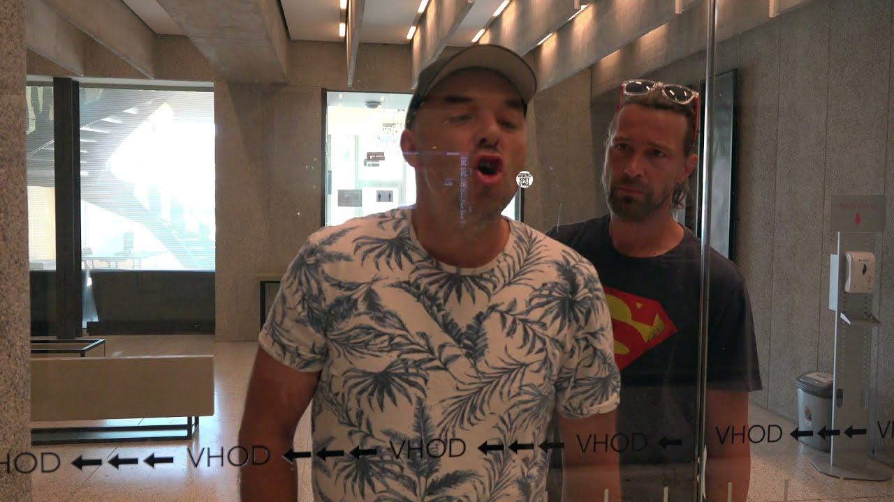 Velika pričakovanja | Gaber K. Trseglav in Tomo Tomšič #teaser