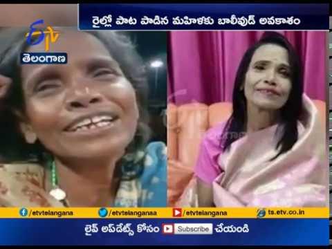 Social Media Sensation Ranu Mondal Records Song with Himesh Reshammiya