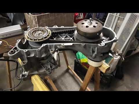 motore elettrico per Vespa Et4 Et2