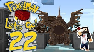 Pixelmon: Let's Go! - EP22 - OPERATION STEELIX! (Minecraft Pokemon) #PixelmonLetsGo