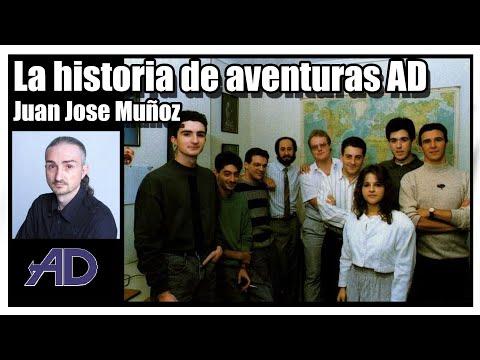 Historia de Aventuras AD con Juanjo