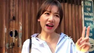 Hari Won - Siêu Ham Ăn - Bánh mì ngon nhất Sài Gòn 하리원 - 시우함안 - 싸이공에서 가장 맛있는 반미