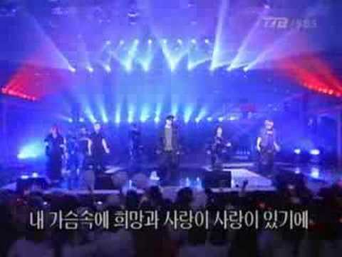 H.O.T - Outside Castle performance
