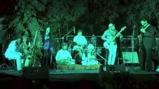 Painted Caves - Paper Tigers (with Madou Sidiki Diabate and Lakha Khan)