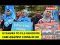 Uyghurs TO File Genocide Case Against China in UK | NewsX