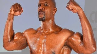TREINO do Pai do CHRIS (Terry Crews)