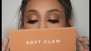 NEW! SOFT GLAM PALETTE by ANASTASIA BEVERLY HILLS | D E M O